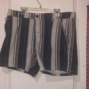 ASOS Striped Shorts